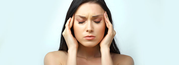 douleurs invalidantes, les céphalées ou migraines