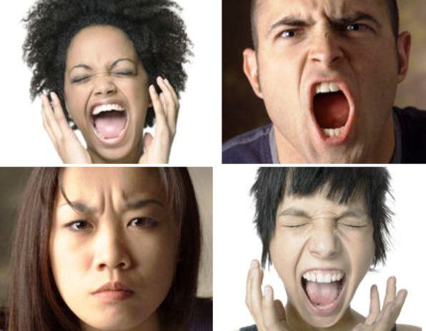 deuil colere, gestion des émotions